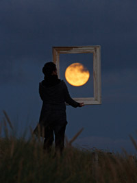 Amikor elkapjuk a holdat